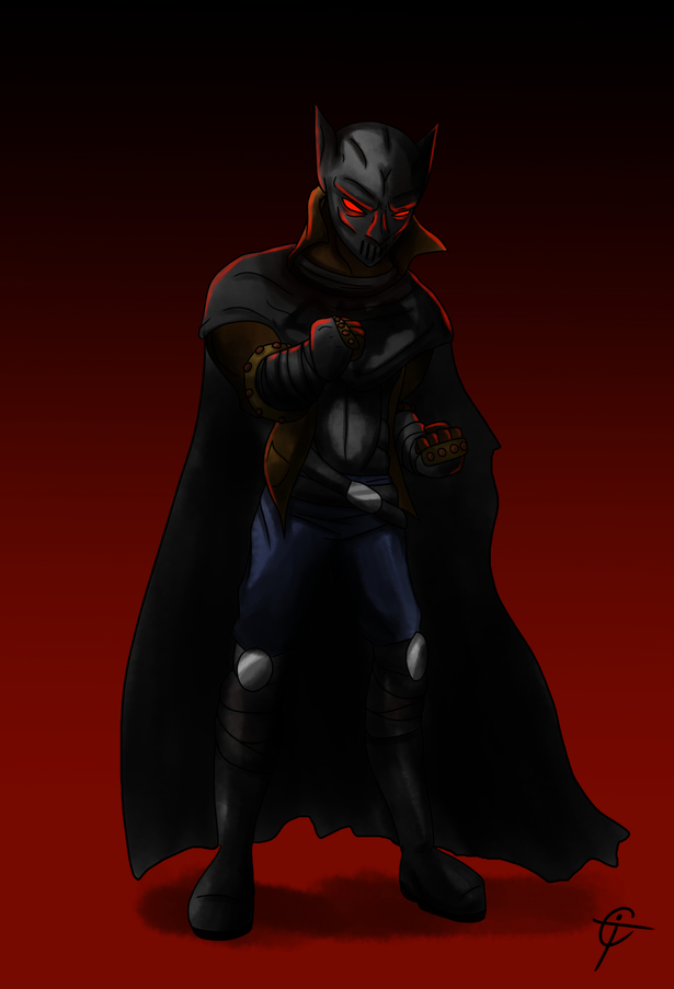 My Credit Score >> Batman Redesign by TheIcarusCrisis on Newgrounds