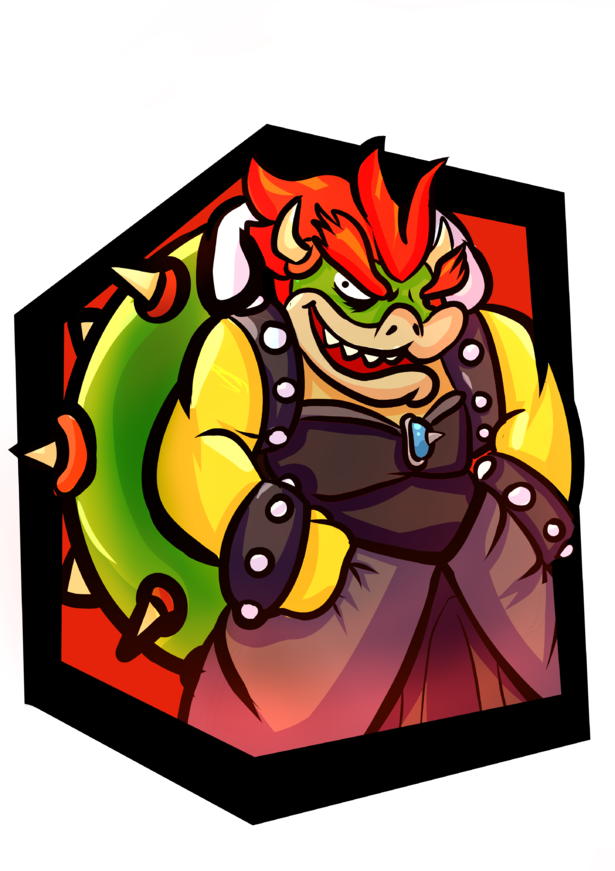 Perks At Work >> Princess Bowser by LordLollito on Newgrounds