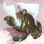 Magical Flying Tortoise