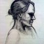 Megan's Portrait by KupaMan