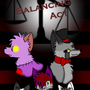 Balancing Act Cover by Ookami-Digital-Wolf