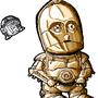 CC Style C3PO by thdark