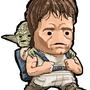 CC Style Luke Skywalker by thdark