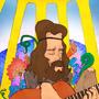 Hippieman by Lundsfryd