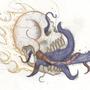 Handy Skull by Dawn-Breaker