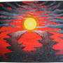 Catch the sun setting by Rikimaru-Azlar