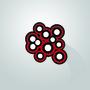 Random Circles by Plebbi