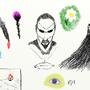 doodles by LUURI