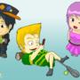 Huddlee Characters by Animog