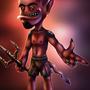 Random demon... by Amnael-X