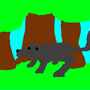 wolf by skullcrusher900