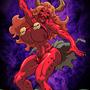 Stygi: She-Demon with a Sword by ultrafem