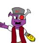 Communist Hitler Cyborg Thanos Shrek