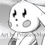 Manga Style Pikachu Fanart