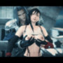 Tifa and Sephy