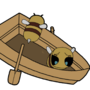 yes i did the boat by Voxygue