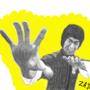 Bruce Lee Speed Paint