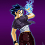boy in blue effects by aerisk8