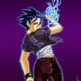 boy in blue effects