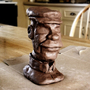 """""""Paysanno"""" clay sculpture. by DonStracci"""