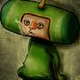 Katamari Depressed by Araelyn