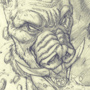 Hellboy & The Corpse v. Grom & Gruagach!