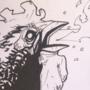 A Three-Headed Fire-Breathing...Chicken(?)!