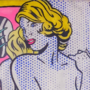 Blue nude- Roy Lichtenstein