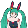 Bunny- Hime Miku