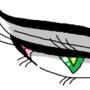Green eye woman my style 01