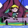 Link's Fishening