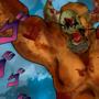 Awaken Barbarian - Castle Crashers
