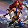 Starfire Fan-art #1