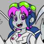 Pantheon Character refs: Sherry