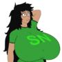 Big Tiddy Jade [Comm]