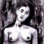 Desnudo a tinta