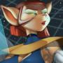 Cyberpunk Amelia