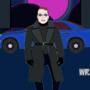 Agent JK Arrives in Neon City