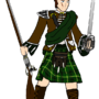 Le Scot by Galloglasses