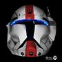 Republic Commando Helmet by johngoldenwolf