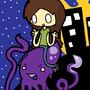 Squid Fun by LittleDolphinLover