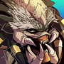 Yautja Smirk Icon (COMMISSION)