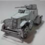 BA-10 (Soviet Armored Car)