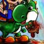 Mario & Yoshi: Probably on Hallucinogens