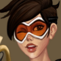 Overwatch Babes: Tracer