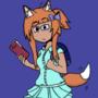 Fox girl redesign