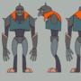Character 2 model sheet