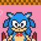 Cute Classic Sonic ^_^