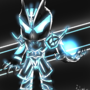 Vector the Tron Rider (My Style)