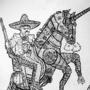 Mexican Steam Horseman